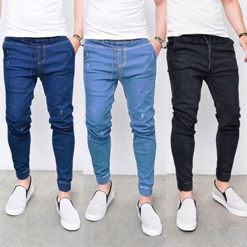 Pantalones elásticos