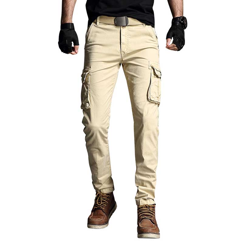 Pantalón tipo cargo
