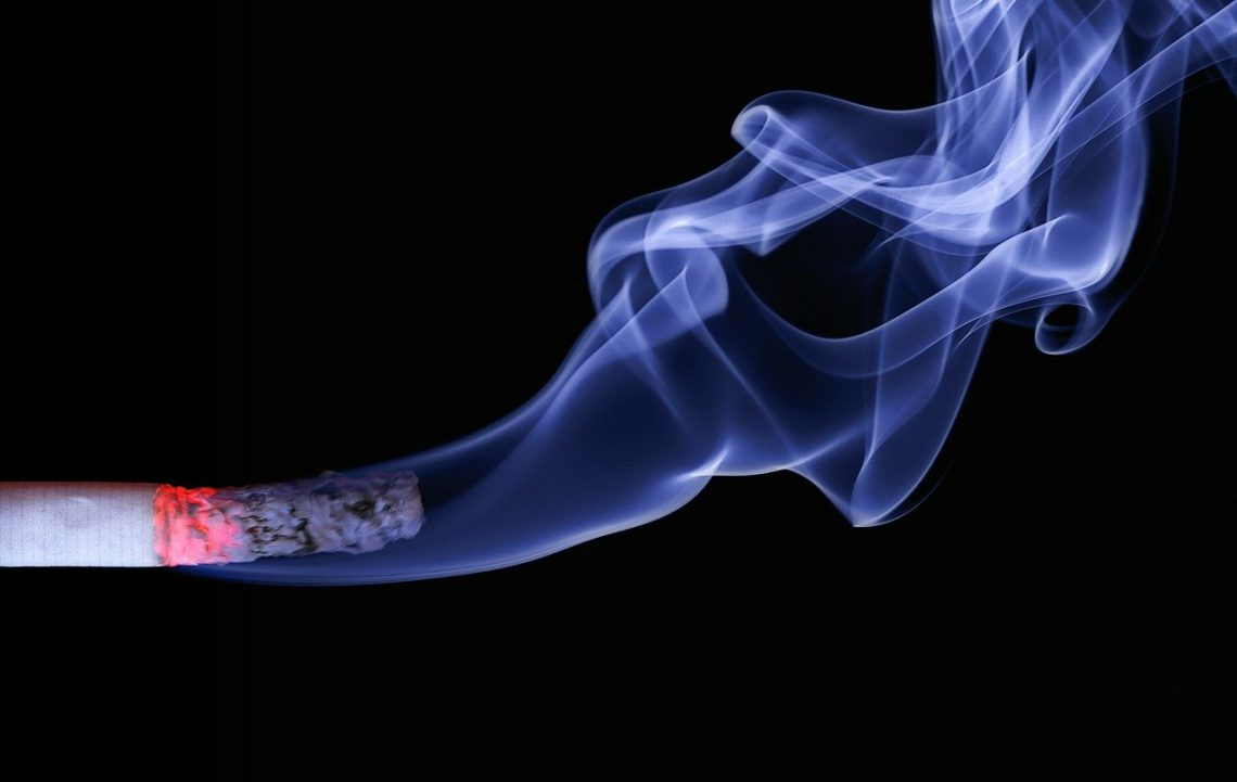 fumar y envejecimiento
