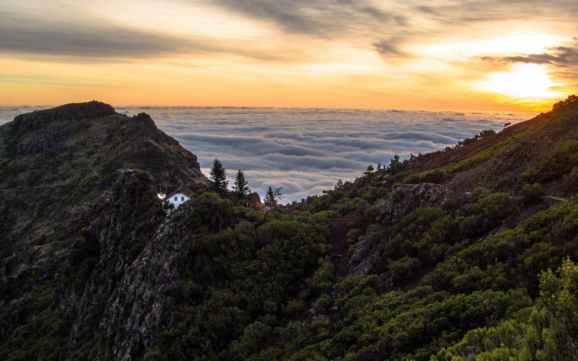 Rutas por Madeira