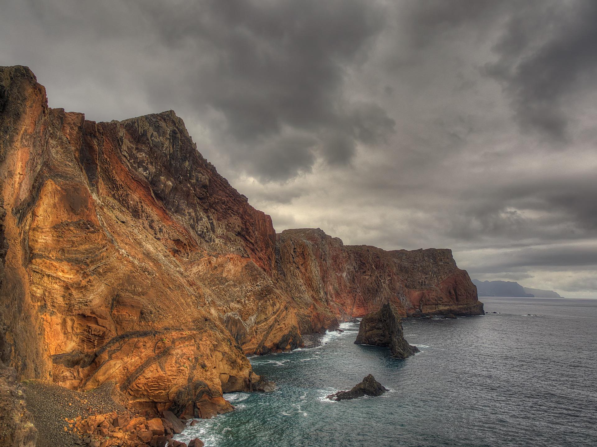 ponta-de-sao-lourenco Madeira