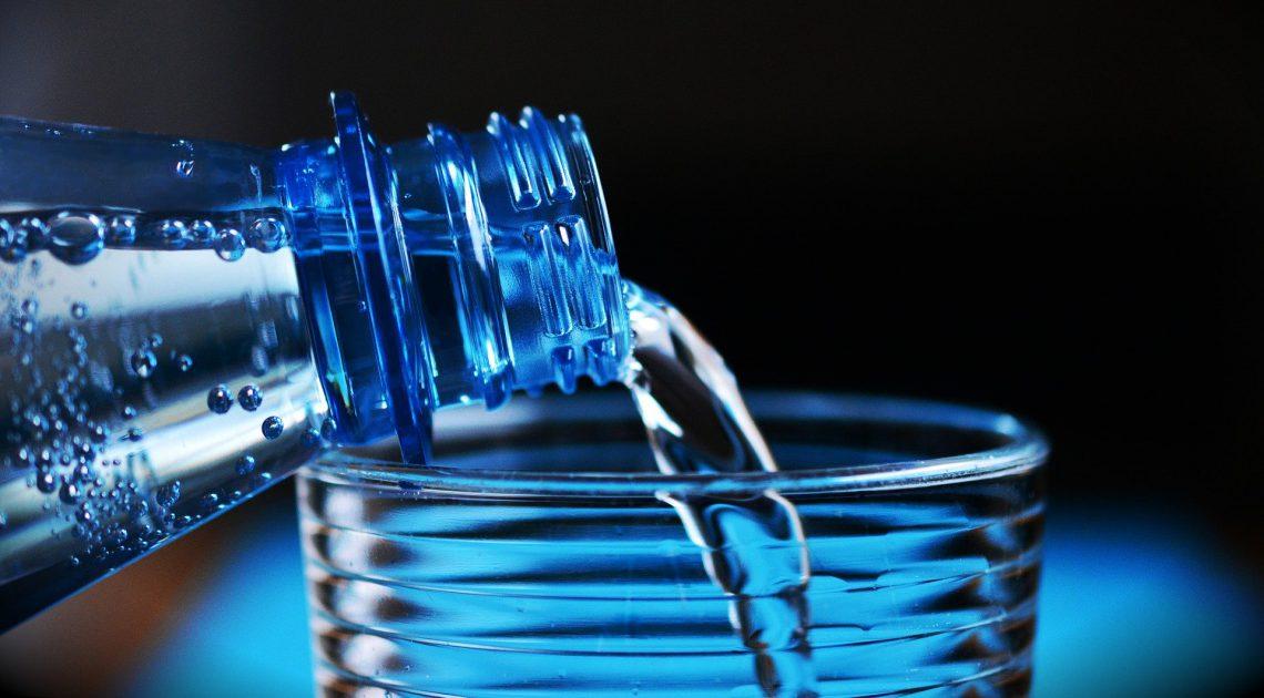 Errores que cometemos al beber agua