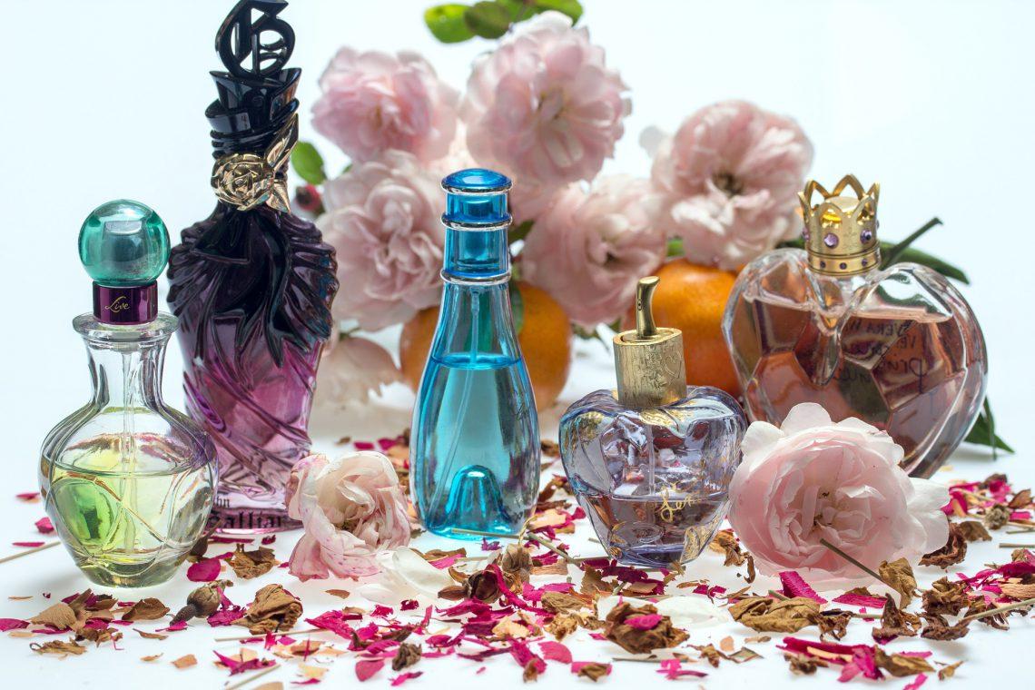como usar Perfumes