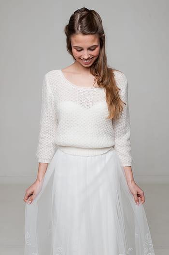 falda para boda
