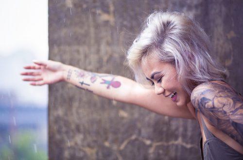 Zonas poco dolorosas tatuaje