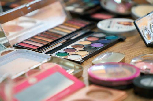 Compartir productos de belleza
