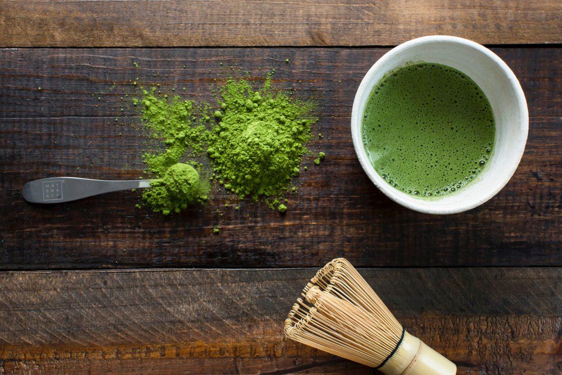 Beneficios de té verde
