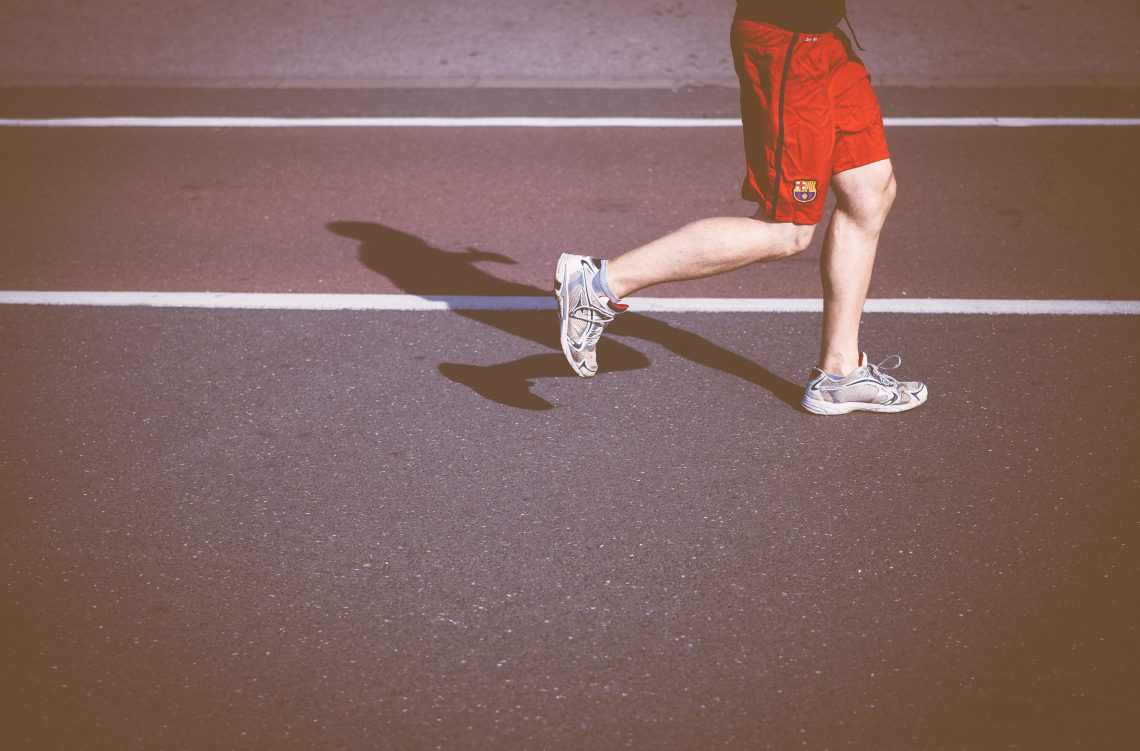 beneficios de correr una hora al día