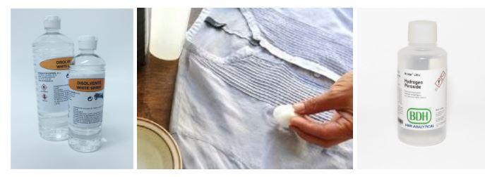 Quitar esmalte de camiseta
